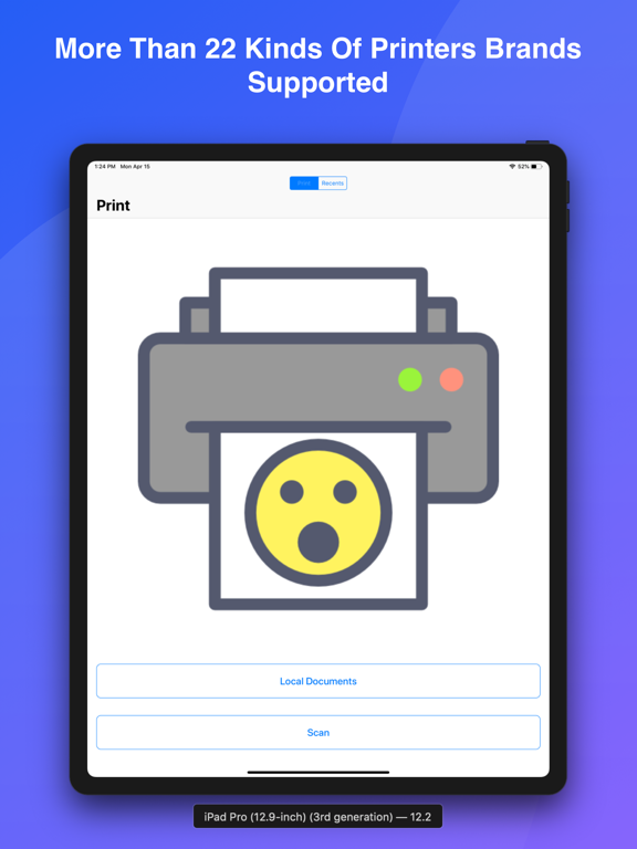 iPrint Printer for AirPrint screenshot