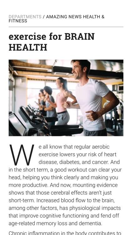 Amazing Wellness Magazine screenshot-5