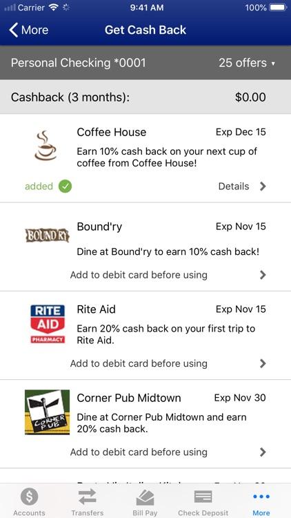 Arizona Federal Mobile Banking screenshot-6