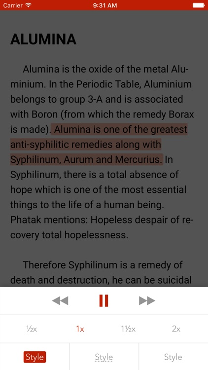 Soul of Remedies - Homeopathy screenshot-4