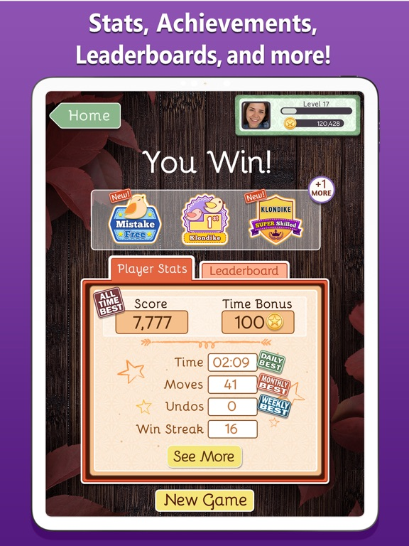 Solitaire Deluxe® 2 screenshot