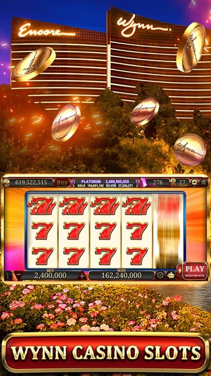 Wynn Slots - Las Vegas Casino screenshot-3