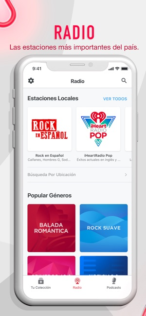 iHeartRadio en App Store