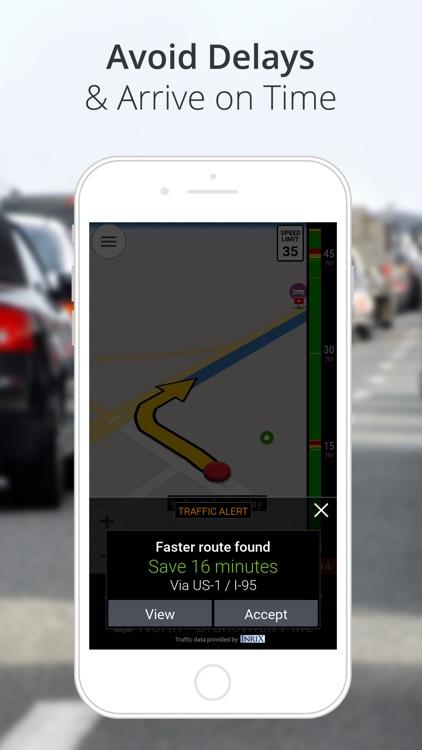CoPilot GPS Navigation screenshot-7