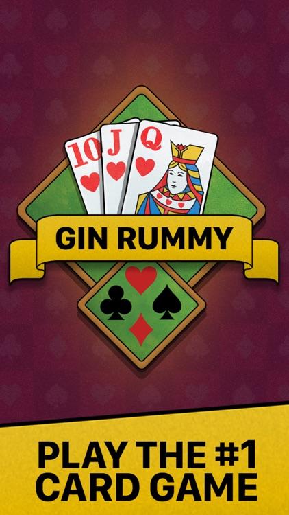 Gin Rummy Card Game Classic screenshot-4