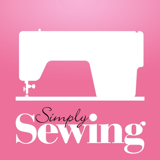 Simply Sewing Magazine icon