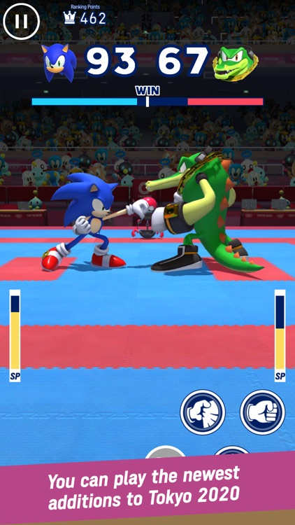 Sonic at the Olympic Games screenshot-4