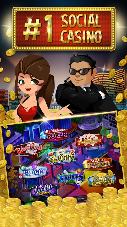 Vegas World Casino - Fun Slots screenshot-1