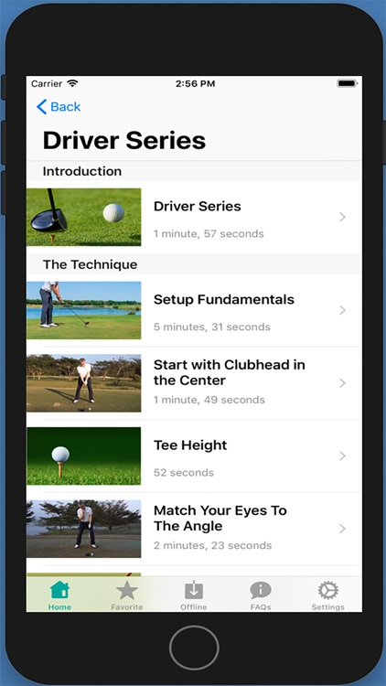 Complete Golf Coach screenshot-3