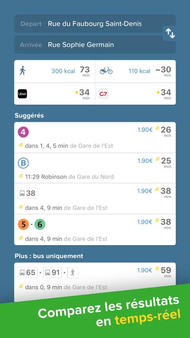 Screenshot #2 pour Citymapper
