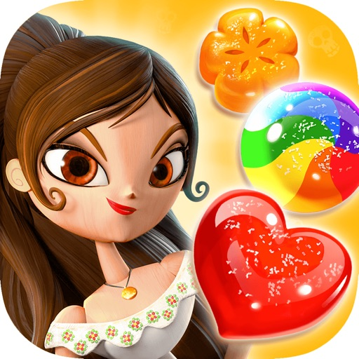 Sugar Smash: Book of Life iOS Hack Android Mod