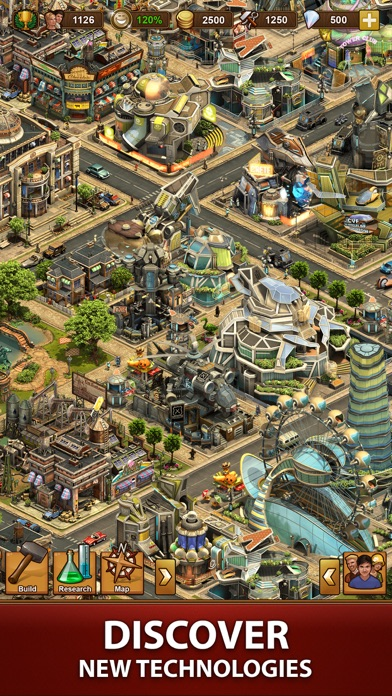 Forge of Empires: Build a Cityのおすすめ画像4
