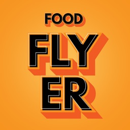 Poster Maker- Food Flyer Maker