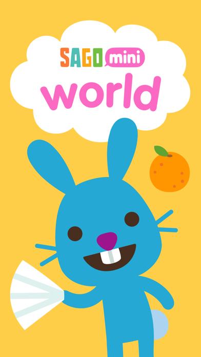 Sago Mini World Screenshot