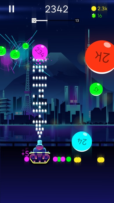 Blast Away: Ball Drop! screenshot 4