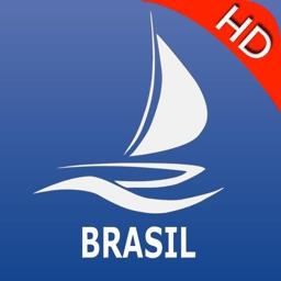 Brasil GPS Nautical Charts Pro