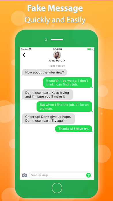 Top 10 Apps like Fake Sms Celebrity in 2019 for iPhone & iPad