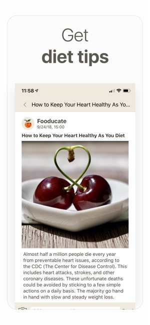 Fooducate Diet & Nutrition on the App Store
