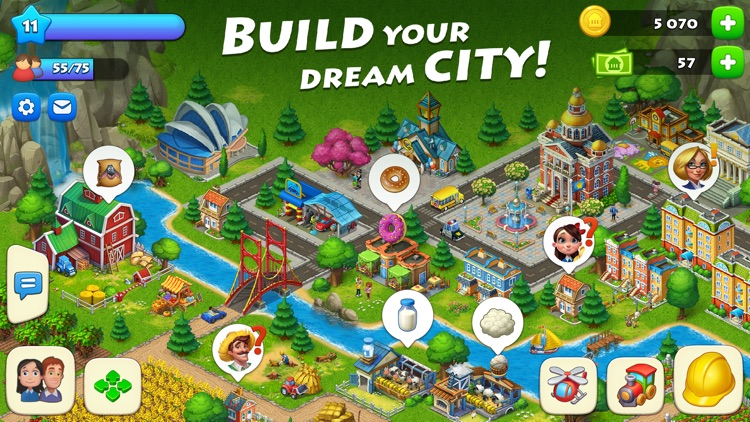 Township: Farm & City Building screenshot-4
