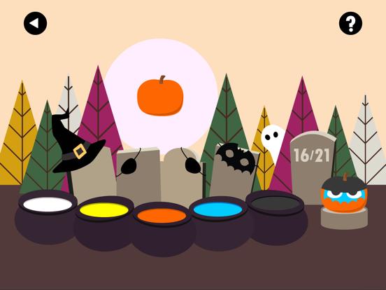 Boo! (Halloween puzzle game) screenshot