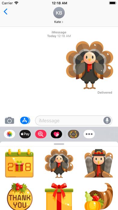 ThanksgivingNVT screenshot 3