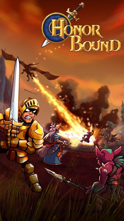 Honor-Bound TCG CCG Card Quest screenshot-7