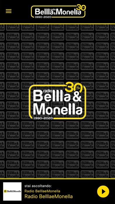 Bellla e Monella Radio screenshot one