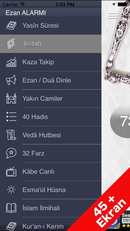 Ezan ALARMI screenshot-4