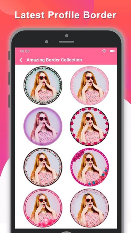 Profile Picture Border Pro screenshot-3