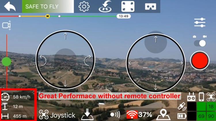 Spark PRO - Waypoint & VR screenshot-6