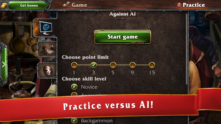 Backgammon Masters Online screenshot-2