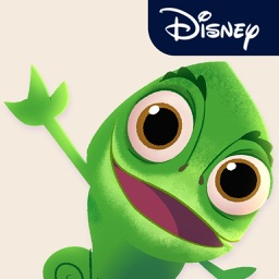 Disney Stickers: Tangled