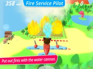 McPanda: Super Pilot Kids Game ipad images