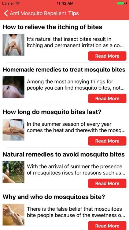 Anti Mosquito Repellent Sound screenshot-3