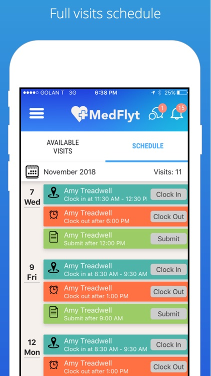 MedFlyt screenshot-4