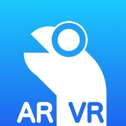 Garden Eel AR/VR