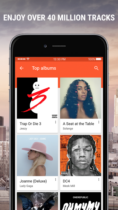 download Google Play Music apps 1