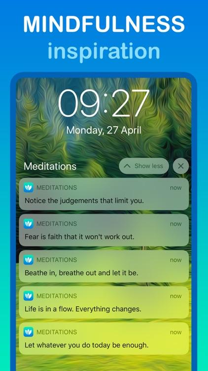 Meditation and Sleep Better screenshot-7