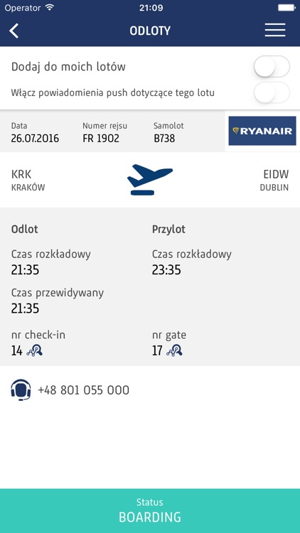 Kraków Airport screenshot-4