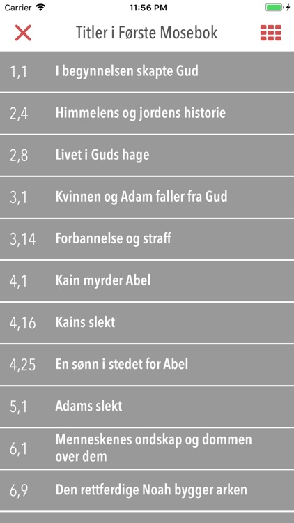Bibbot - Din Bibelassistent screenshot-3