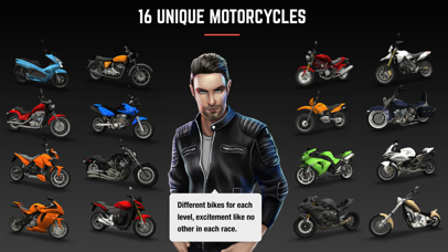 Racing Fever: Moto screenshot 4