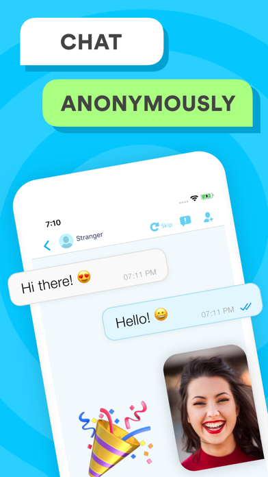Chitter - anonymous chat Screenshot