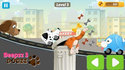 Beepzz Dogs car racing games screenshot three