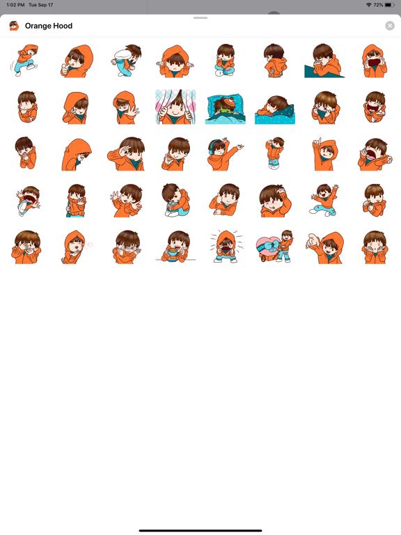 Orange - Hood screenshot 4