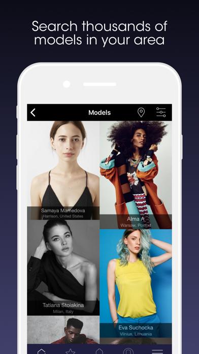 Herunterladen Model Now: Models & Castings für Pc
