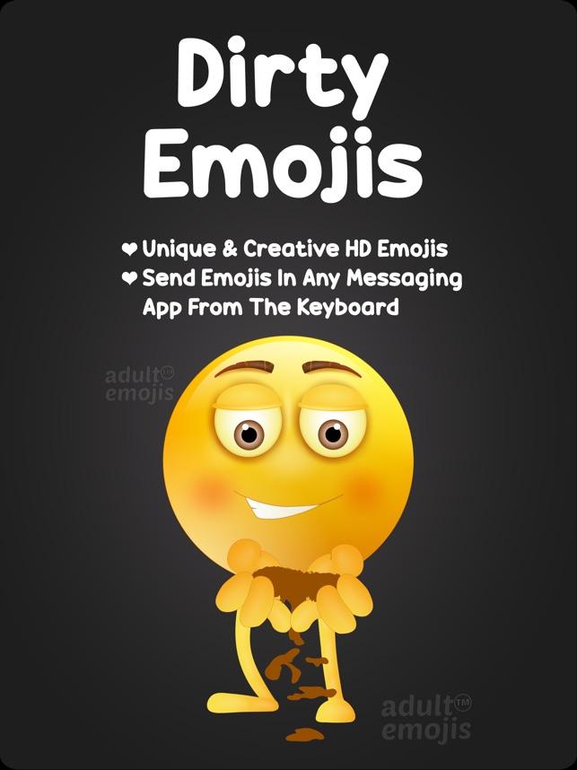 Emojis versaute versaute emojis