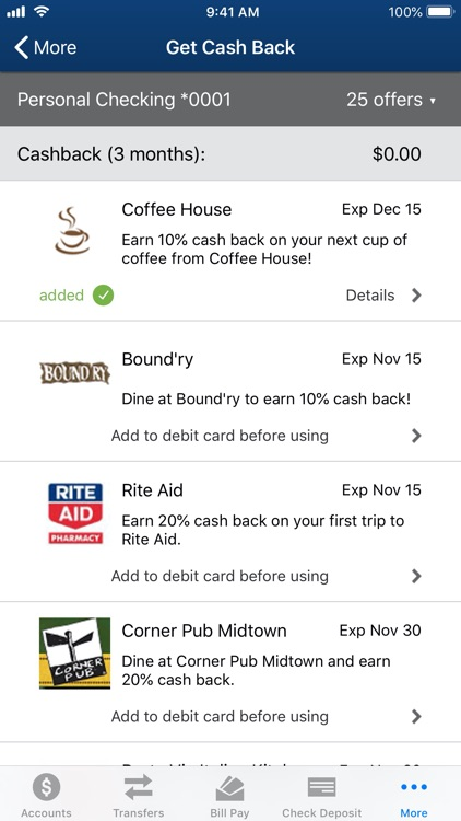 Chevron FCU Mobile screenshot-6