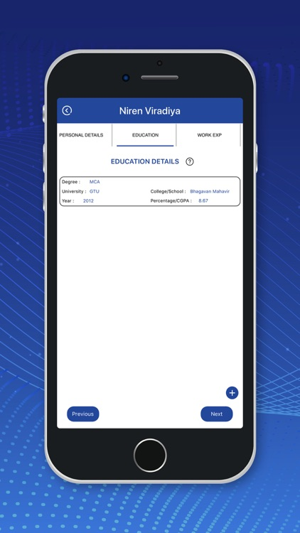 CV Generator! screenshot-5