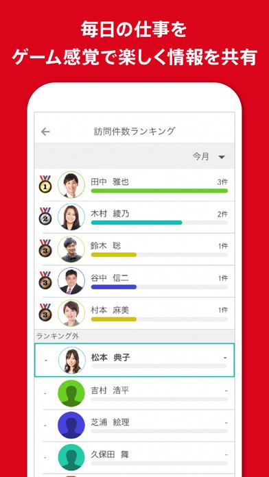 cyzen - 働くを、もっと楽しくする App ScreenShot4