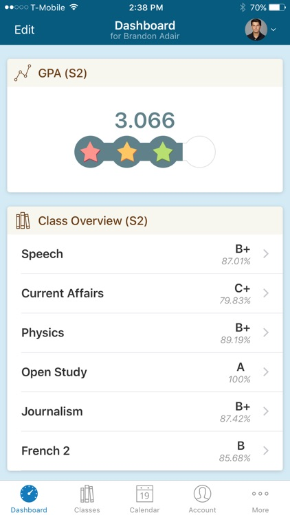 PowerSchool Mobile screenshot-0